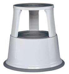 Rollhocker aus Kunststoff oder Stahl