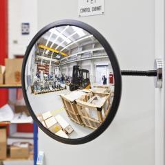 Beobachtungs- und Kontrollspiegel mit Magnethalterung