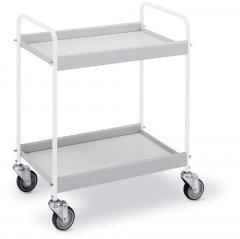 Tischwagen mit 4 Lenkrollen