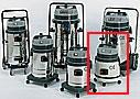 Trockensauger 900 Watt, 1 Motor | Luftmenge 2330 l/min