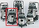 Naß- und Trockensauger Luftmenge 3583 l/min   1400 Watt, 1 Motor
