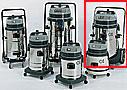 Naß- und Trockensauger Luftmenge 7166 l/min | 2800 Watt, 2 Motoren