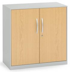 Flügeltürenschrank DELTAFLEXX Buchedekor | 837 | 800 | Türen Holz