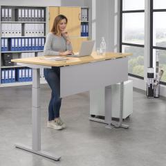 Sitz-/ Stehschreibtisch DELTAFLEXX