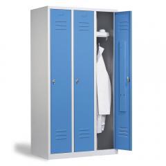 Garderoben-Stahlspinde CLASSIC ohne Unterbau