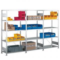 Komplett-Angebot ST 3000, 3 Felder, 150 kg Fachlast