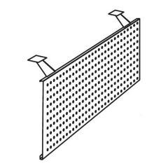 Knieraumblende 1590 | Tischbreite 1800 mm