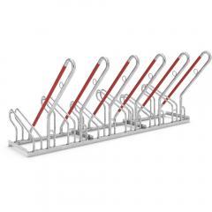 Anlehnparker-Fahrradständer Standard   6
