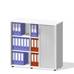 Rollladenschrank PROFI MODUL Weiß | 1200 | 1140 mm (3 OH)