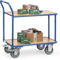 Tischwagen 400 kg, 2 Böden