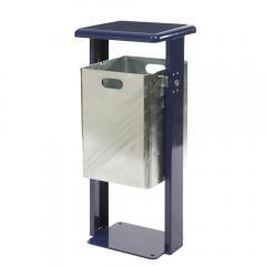 Rechteck-Standabfallbehälter - extra robuste Ausführung
