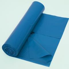PREMIUM - 240 Liter Blau | Stärke 0,6 mm, ohne Zugband | 240,00