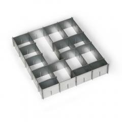 Einteilungsset Stahlblech