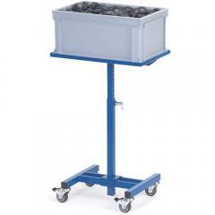 Materialständer 150 kg, höhenverstellbar,