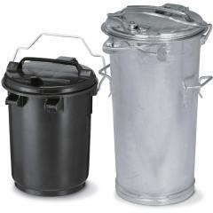 Mülltonen / System-Mülleimer DIN 6628/6629