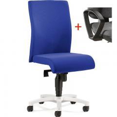 Bürodrehstuhl PROFI ART ohne Armlehnen