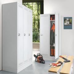 Garderoben-Stahlspinde SP PROFI SYSTEM mit Sockel