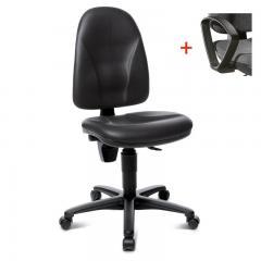 Bürodrehstuhl SOFTEX MAGIC II ohne Armlehnen