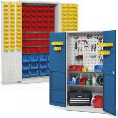 Großraumschränke für Lagersichtkästen WS PROFI SYSTEM