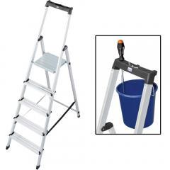 Stufenleiter mit Sicherheitsbügel