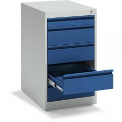 Schubladenschrank WS PROFI SYSTEM mit Griffleiste
