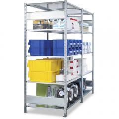 Steckregal ST 3000 - 150 kg Fachbodentraglast, beidseitige Nutzung