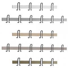 Wandgarderobe Serie Basic für Feuchträume