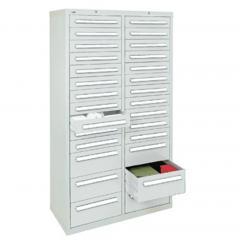 Schubladenschränke DTS450 mit Gleitführung, Höhe 1800mm