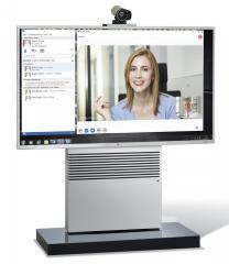 """Mobile Monitorhalter für Bildschirme bis 100"""""""