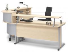 Zweite Ebene f. Schreibtisch MULTI MODUL Buchedekor | 1600 | Zweite Ebene f. Schreibtisch
