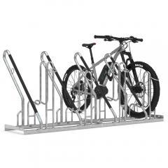 Anlehnparker-Fahrradständer Plus, optimale Standsicherheit