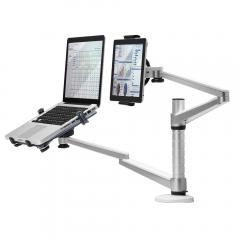Monitor- / Laptophalter - neig- und schwenkbar