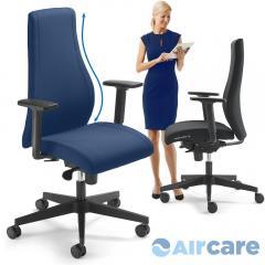 Bürodrehstuhl AirSIT DV ohne Armlehnen
