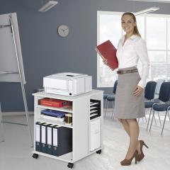 Drucker- / Bürowagen - mobil & flexibel