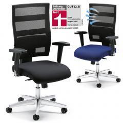 Bürodrehstuhl ecoNET - Synchron-Mechanik