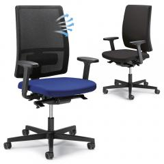 Bürodrehstuhl ecoSIT - Synchron-Mechanik