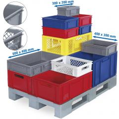 Euro-Stapelbehälter System ES 1000/2000