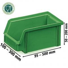 Lagersichtkästen SB1000, viele Größen, als Stück oder VE
