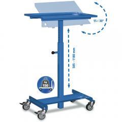 Materialständer zur ergonomischen Materialbereitstellung