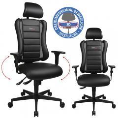Managementsessel SITNESS RACE RS - bewegliche Sitzfläche