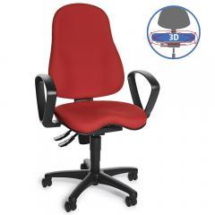 Bürodrehstuhl SITNESS 30 - bewegliche Sitzfläche