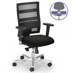 Bürodrehstuhl SITNESS 90 - bewegliche Sitzfläche