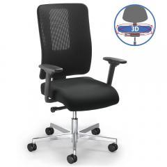 Bürdrehstuhl SITNESS 100 - bewegliche Sitzfläche