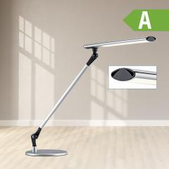 LED-Aluminium Tischleuchte mit Memoryfunktion