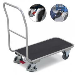 Plattformwagen - Ausführung Aluminium, Gewicht nur 8 Kg