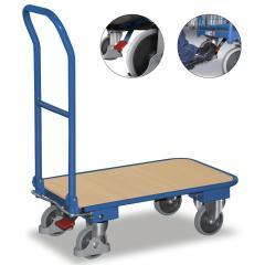 Faltbarer Plattformwagen, inkl. TPE und Easy Stop