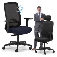 Bürodrehstuhl VADINO - Vielfalt und Komfort