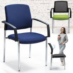 Besucherstuhl VALERA 4 - extra Komfort & Design