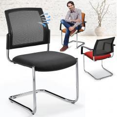 Besucherschwinger VALERA S - extra Komfort & Design