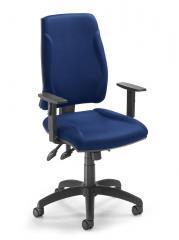 Bürodrehstuhl VITO ohne Armlehnen